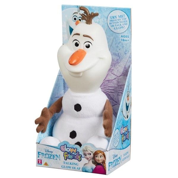 OLAF TALKING FIGURE