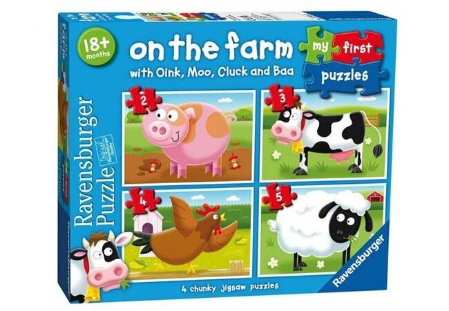 ON THE FARM 2,3,4 & 5 PCS