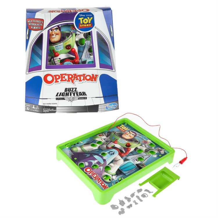 OPERATION TOY STORY