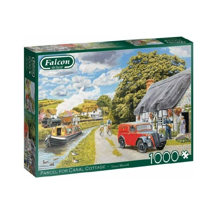 PARCEL FOR CANAL COTTAGE 1000