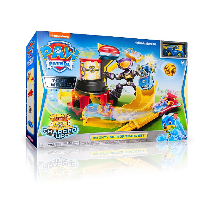 PAW PATROL MIGHTY METEOR TRACK