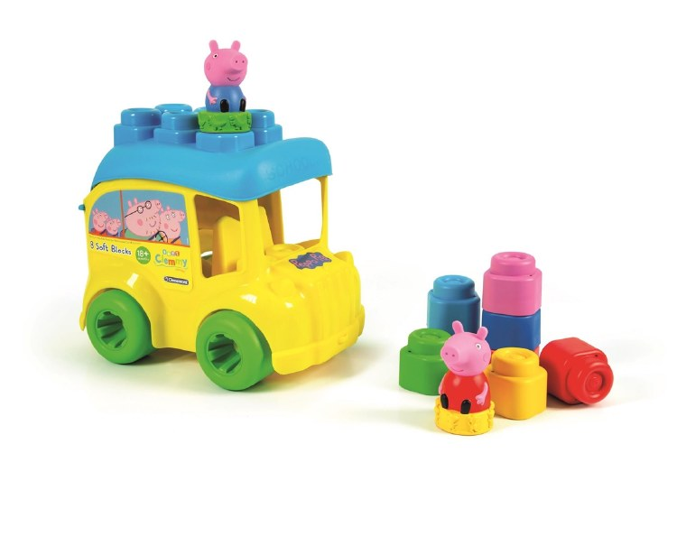PEPPA PIG CLEMMY BUS