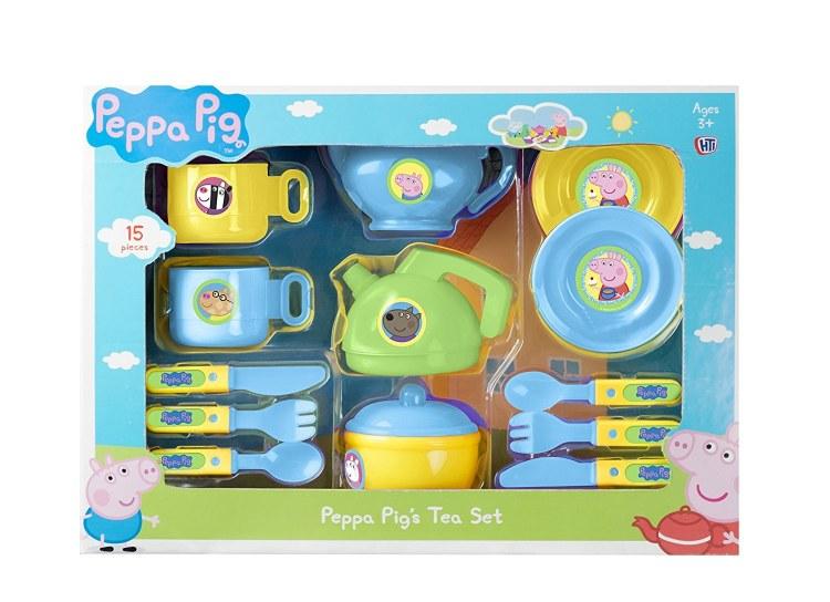 PEPPA PIG TEA SET