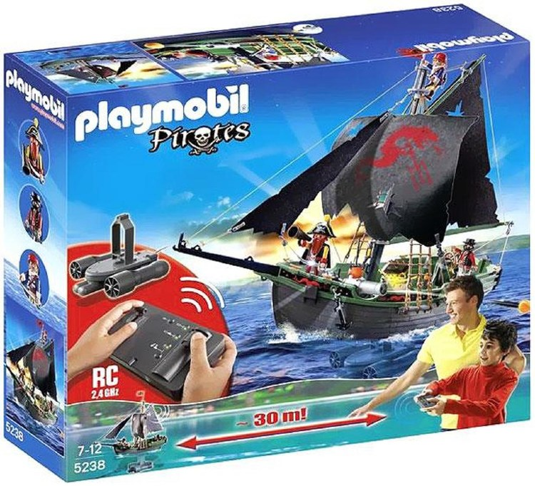 PIRATE SHIP R/C