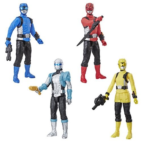 "POWER RANGERS 12"" ACTION FIG"