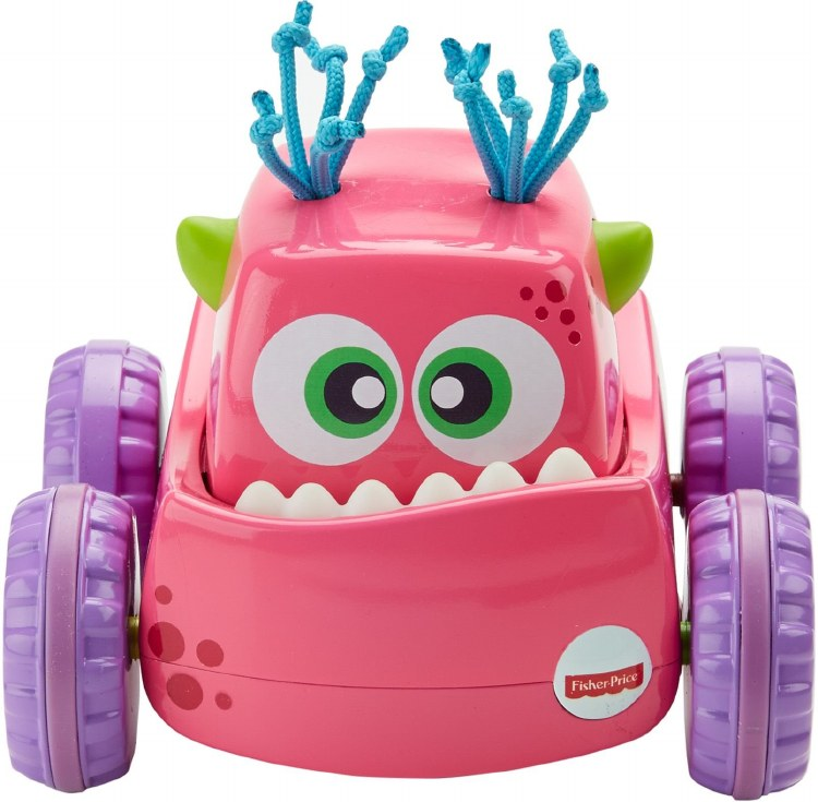 PRESS AND GO MONSTER VEHICLE