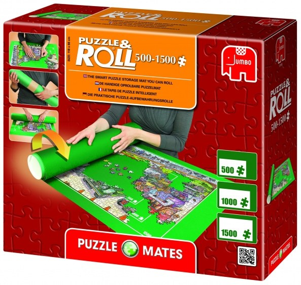 PUZZLE & ROLL UP