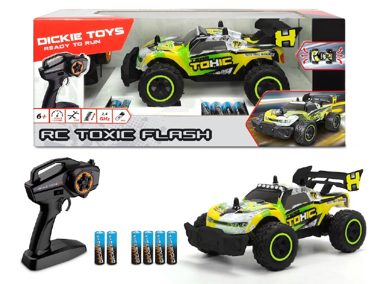 R/C TOXIC FLASH