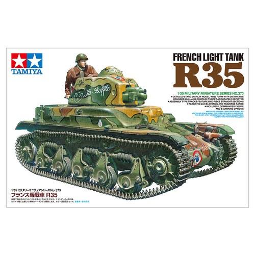 R35 FRENCH LIGHT TANK