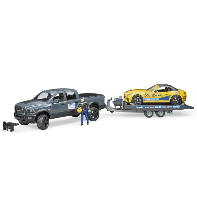 RAM 2500 POWER WAGON & ROADST
