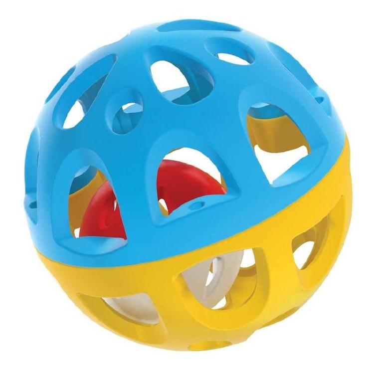 RATTLE BALL EASY GRASP