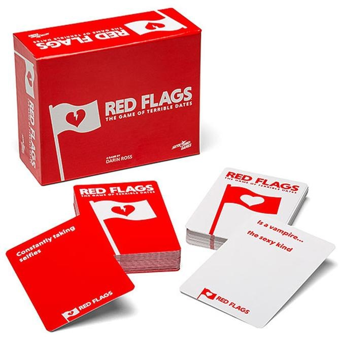 RED FLAGS CORE DECK