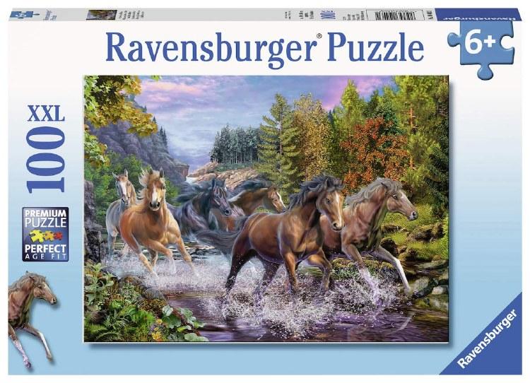 RUSHING RIVER HORSES XXL 100