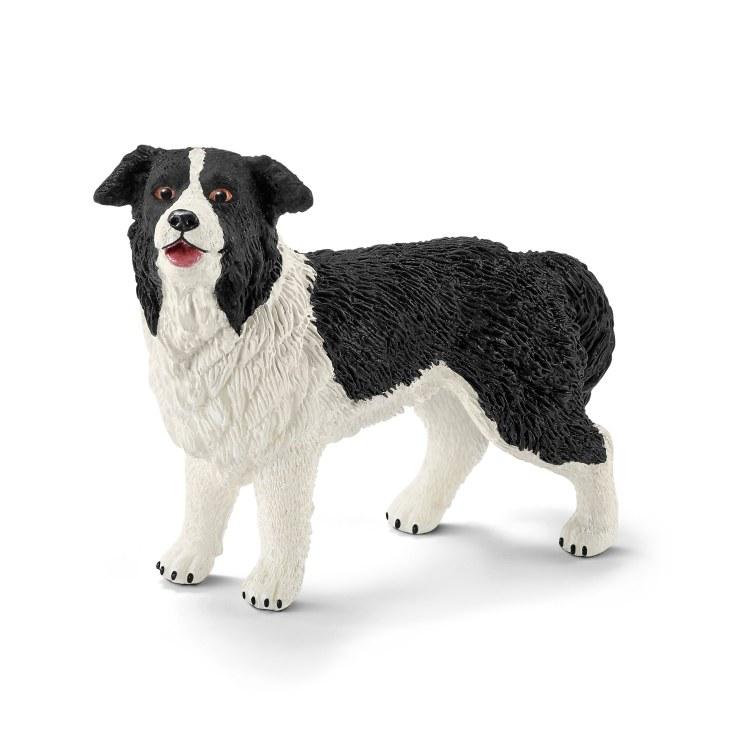 SCHLEICH BORDER COLLIE DOG