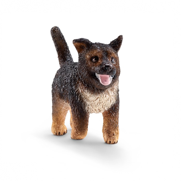 SCHLEICH GERMAN SHEPERD PUPPY