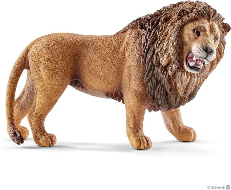 SCHLEICH LION - ROARING