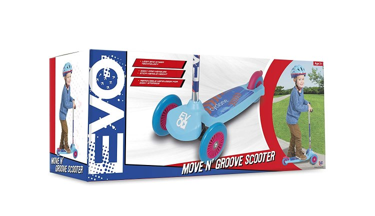 SCOOTER EVO MOVE N GROVE BLUE