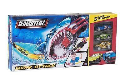SHARK ATTACK 3 CARS