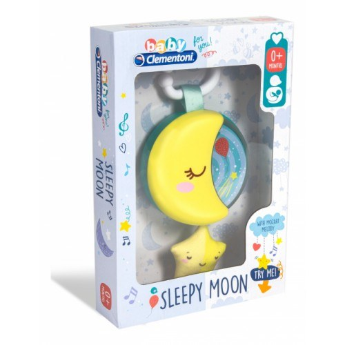SOFT MOON MUSICAL PLUSH
