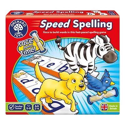 SPEED SPELLING