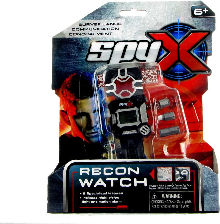 SPYX RECON WATCH