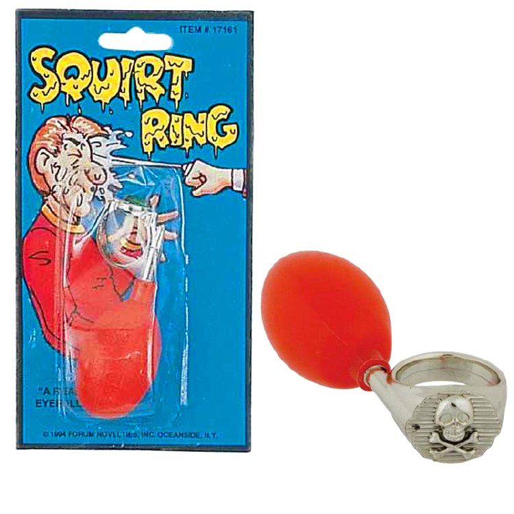 SQUIRT RING