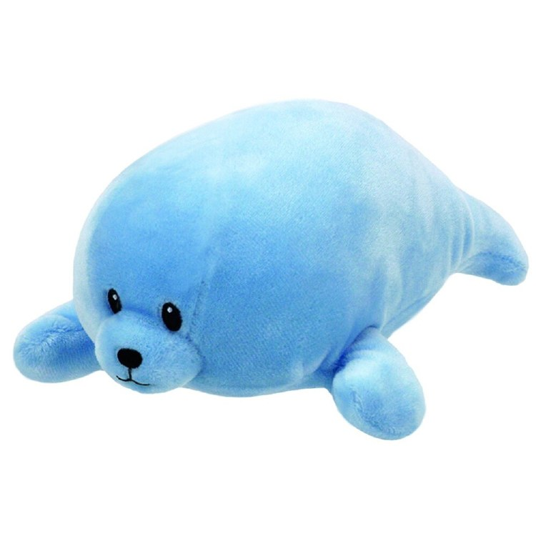 SQUIRT SEAL BLUE BABY TY