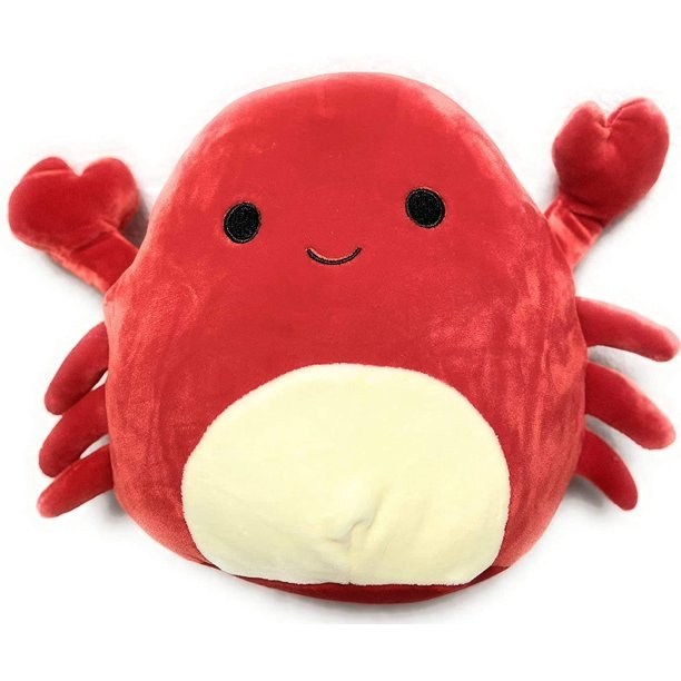 SQUISHMALLOWS 12IN CARLOS CRAB