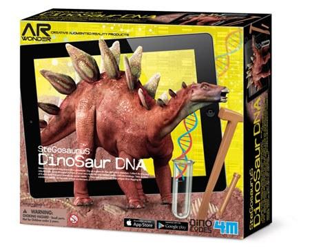 STEGOSARUS DNA