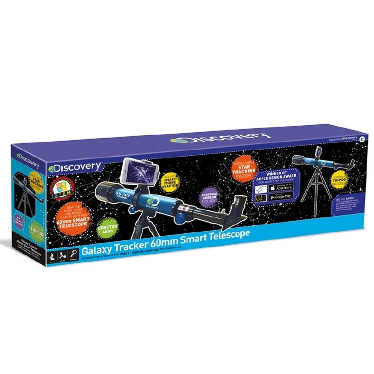 TELESCOPE 60MM GALAXY TRACKER