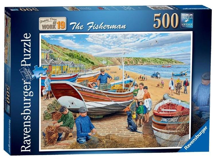 THE FISHERMAN 500 PCE