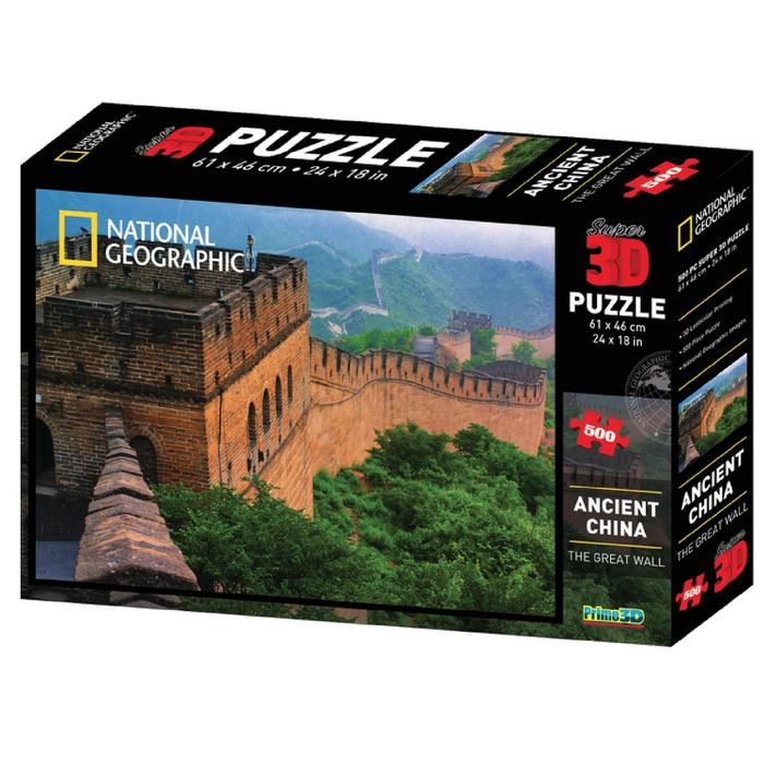 THE GREAT WALL OF CHINA  500PC