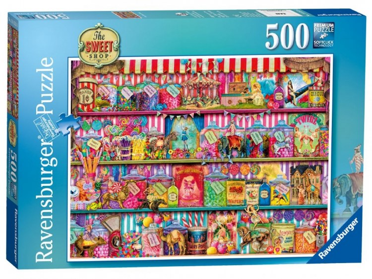 THE SWEET SHOP 500PC