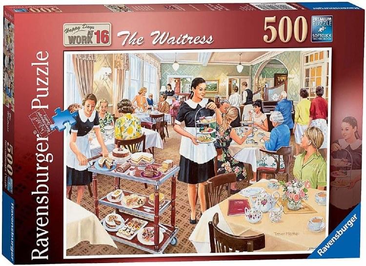 THE WAITRESS 500 PCE