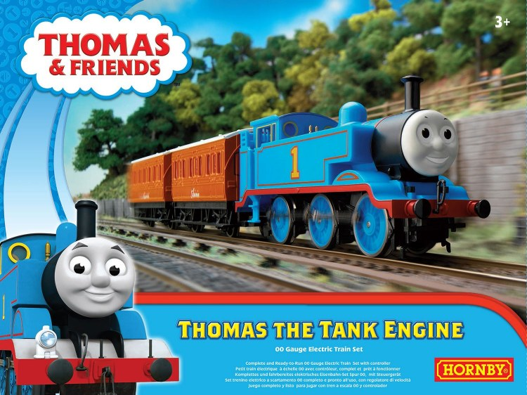 THOMAS THE TANK HORNBY TRAIN S