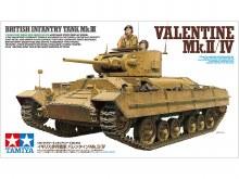 1/35 VALENTINE MK II/IV
