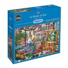 A WORK OF ART 1000 PCE