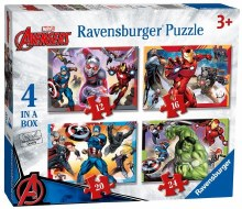 AVENGERS 4 IN A BOX