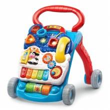 BABY WALKER FIRST STEPS BLUE
