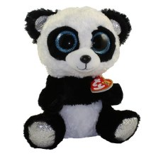 BAMBOO GLITTER PANDA BOO BUDDY