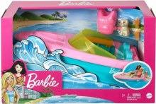 BARBIE BOAT