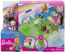 BARBIE CHELSEA FOOTBALL