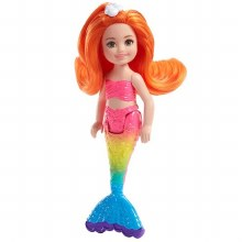 BARBIE CHELSEA MERMAID DOLL