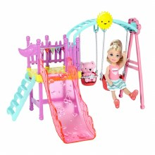 BARBIE CHELSEA SCHOOL PLAY SET