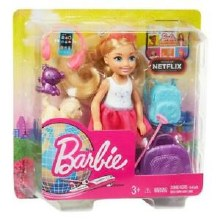 BARBIE CHELSEA TRAVEL DOLL