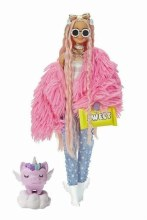 BARBIE EXTRA FASHIONISTA PINK