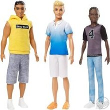 BARBIE FASHIONISTA KEN  DOLL