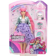 BARBIE PRINCESS ADVENTURES DLX