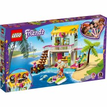 BEACH HOUSE LEGO FREINDS