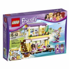 BEACH HOUSE LEGO FREINDS